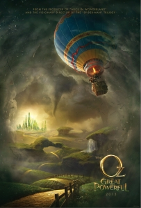 Wait, so was this a dream too? Or is the entire Oz universe an afterlife metaphor? I mean, that tornado clearly killed everyone...
